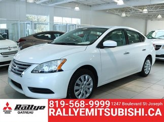 2013 Nissan Sentra SV PURE DRIVE