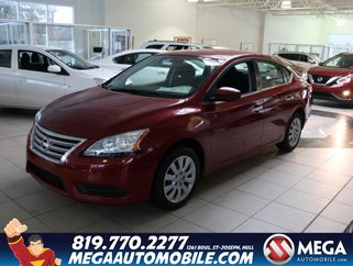 2013 Nissan Sentra PURE DRIVE