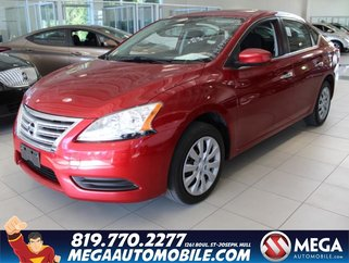 Nissan Sentra PURE DRIVE 2014
