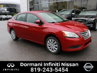 2014 Nissan Sentra SV, FWD, CLEAN, ONE OWNER