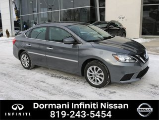 Nissan Sentra SV AUTOMATIQUE, CERTIFID, RATE FROM 2.49% 2016