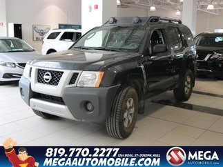 Nissan Xterra PRO-4X (SOLD AS IS) 2011