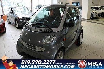 2006 smart Fortwo CDI