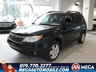 2010 Subaru Forester X LIMITED AWD (SOLD AS IS)