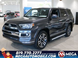 2018 Toyota 4Runner LTD 4WD
