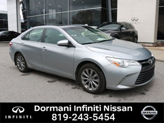 2015 Toyota Camry XSE, LEATHER, SUNROOF