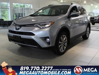Toyota RAV4 LTD AWD 2017