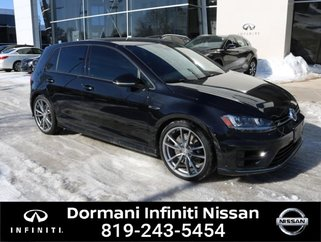 2017 Volkswagen Golf R GOLF R. AWD, GPS, WINTER TIRES , FRESH TRADE IN, ONE OWNER, NO ACCIDENT