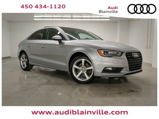 Audi A3 2.0T QUATTRO TOIT + STYLING PACK 2015