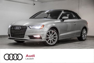 Audi A3 CABRIOLET QUATTRO KOMFORT STYLING PACK, 18PCS 2016