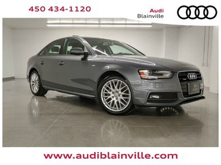Audi A4 2.0T Komfort  LOOK S-LINE + CONVENIENCE PACK 2015