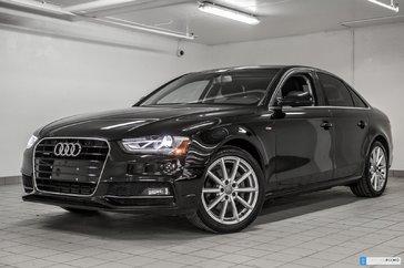 Audi A4 PROGRESSIV TOIT 18 2015