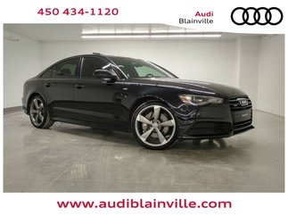 Audi A6 2.0T QUATTRO TECHNIK S-LINE +BLACK OPTIC + NAV 2016