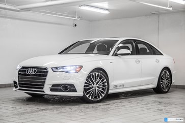2018 Audi A6 3.0T TECHNIK S-LINE DRIVER ASSIST