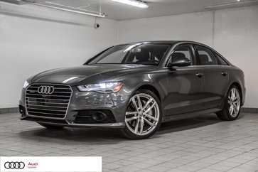 Audi A6 TECHNIK DRIVER ASSIST 2018