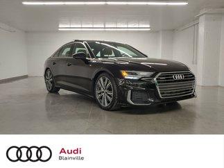 Audi A6 3.0T PROGRESSIV S-LINE + NAVIGATION + TOIT 2019