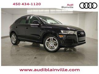 Audi Q3 KOMFORT QUATTRO TOIT PANO + BLUETOOTH 2016