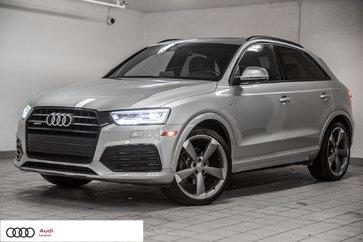 Audi Q3 TECHNIK S-LINE NAVIGATION 20 POUCES 2016