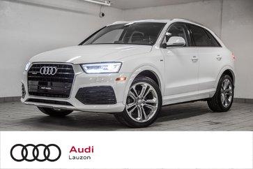Audi Q3 TECHNIK CAMERA 2017