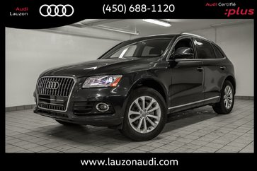 2016 Audi Q5 2.0T PROGRESSIV TOIT PANO PUSH START