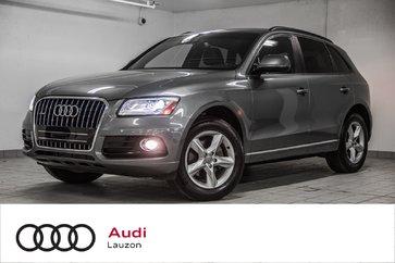 Audi Q5 2.0T KOMFORT COMMODITÉS 2016
