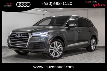 Audi Q7 3.0T TECHNIK S-LINE, LUXURY PACK 2017