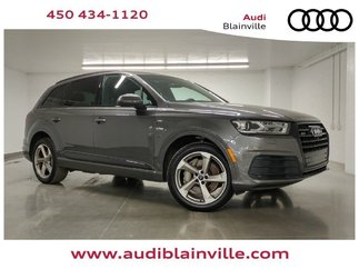 Audi Q7 3.0T Progressiv  S-LINE + BLACK OPTIC+ NAV + TOIT 2018