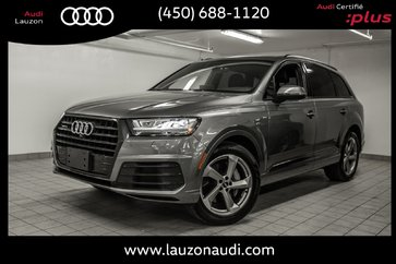 2018 Audi Q7 3.0T PROGRESSIV S-LINE BLACK OPTIC