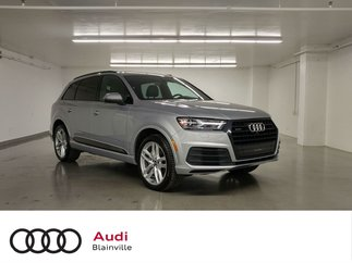 Audi Q7 PROGRESSIV S-LINE + BLACK OPTIC + NAV 2018