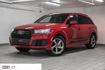 2018 Audi Q7 TECHNIK S-LINE BLACK OPTIC