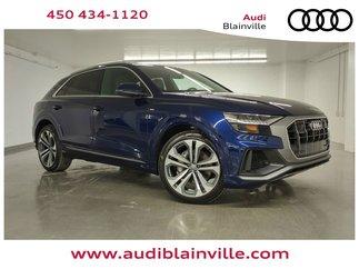 Audi Q8 Technik 2019