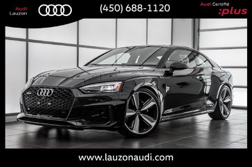 2018 Audi RS 5 AUDI SPORT, ADVANCE DRIVER, CARBON OPTICS, HEADS-U