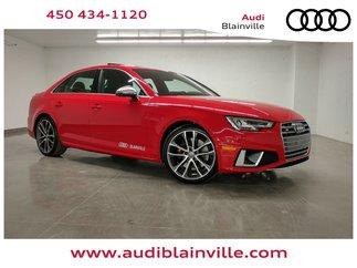 Audi S4 BERLINE TECHNIK 2019