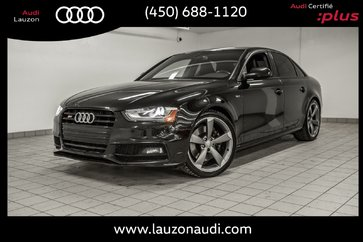 Audi S4 TECHNIK BLACK OPTICS ALUMINIUM BEAUFORT 2015