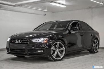 Audi S4 PROGRESSIV PLUS BLACK OPTICS STAGE 2 2016