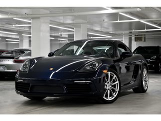Porsche 718 Cayman Base 2017
