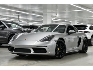 Porsche 718 Cayman Base 2018