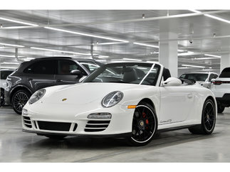 Porsche 911 2012 Porsche 911 - 2dr Cabriolet Carrera GTS 2012