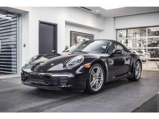 Porsche 911 Carrera, sièges chauffants 2013