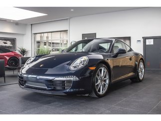 Porsche 911 Carrera S Manual 2013