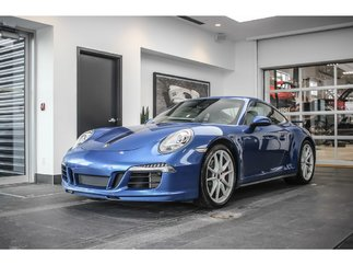 Porsche 911 Carrera 4S Aerokit Cup 2014