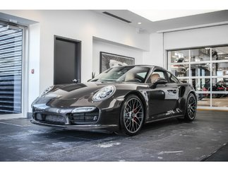 Porsche 911 Turbo Sport Chrono 2014