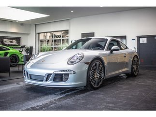 Porsche 911 Carrera S SPORT DESIGN MANUAL 2016
