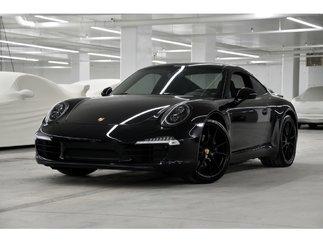 Porsche 911 Carrera Black Edition 2016
