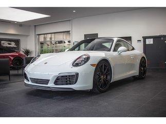 Porsche 911 Carrera S Sport Exhaust manuel 2017