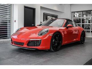 Porsche 911 Targa 4 - Ensemble Sport Chrono 2017