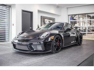 Porsche 911 GT3 PDK Bucket Seats 2018