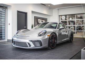 Porsche 911 GT3 Manual Transmission 2018
