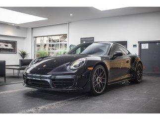 Porsche 911 Turbo Aerokit 2018