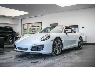 Porsche 911 Carrera S PDK Groupe Sport Chrono 2018